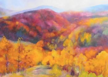 Jeseň v Slanských vrchoch