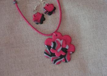 Sada - náhrdelník a náušnice